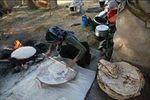توزیع آب، آرد و نفت سهمیه ای در بین عشایر مراوه تپه