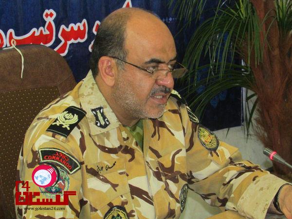 اعلام برنامه های ارتش استان در نشست خبری امیر معمارباشی با خبرنگاران