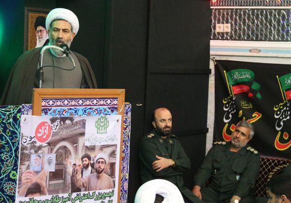 شهید سلیمانی پرورش یافته مکتب حضرت زهرا (س) بود