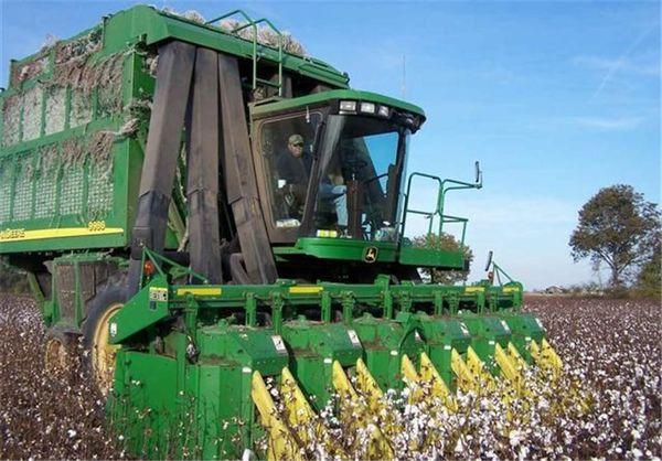  ۲۵۰ دستگاه کمباین به ناوگان کشاورزی استان گلستان افزوده میشود