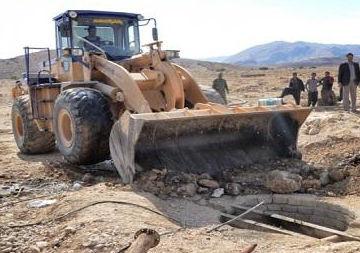 انسداد ۵۴ حلقه چاه غیر مجاز با هزینه مالکان چاههای غیر مجاز