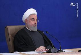 فیلم/ روحانی: ما بیشتر از مردم دردمندیم