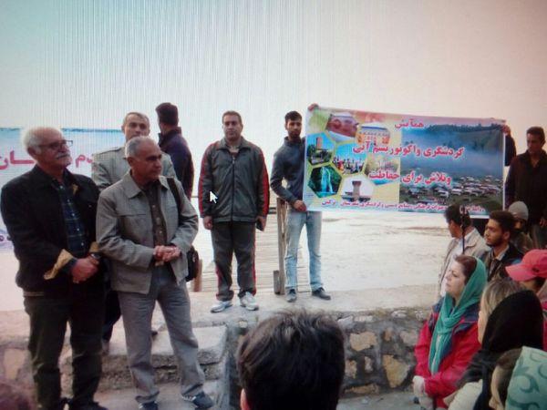 همایش گردشگری و اکوتوریسم آبی در بندرترکمن برگزار شد