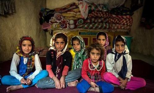 جوان گلستانی حامی ۱۱۵۷ فرزند یتیم