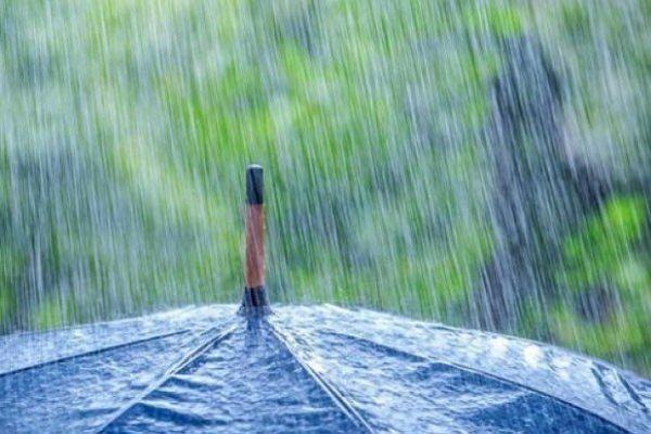 آخر هفته سرد و بارانی در گلستان/دمای هوا ۱۰ درجه کاهش می یابد