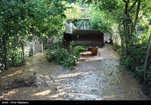 رودخانههای گلستان طغیانی شد / سیلاب منطقه شرق را دربرگرفت / خسارت به منازل و زمینهای کشاورزی