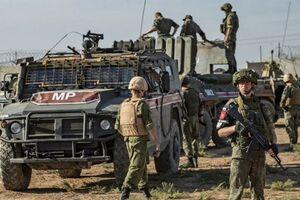فیلم/ نیروهای صلح بان روسیه در قره باغ
