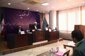 اولین جلسه دادگاه توزیع غیرقانونی گندم در گلستان