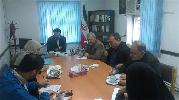 نشست با مدیران کانال های فضای مجازی در شهرستان کردکوی انجام شد