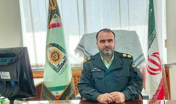 سرپرست جدید فرماندهی انتظامی معرفی شد