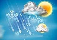 پیش بینی دمای هوای استان گلستان