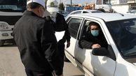 ۲۰۰۰۰ راننده متخلف در استان گلستان بهدلیل نقض محدودیتهای کرونایی جریمه شدند