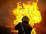 آتش سوزی مغازه پوشاک در گرگان