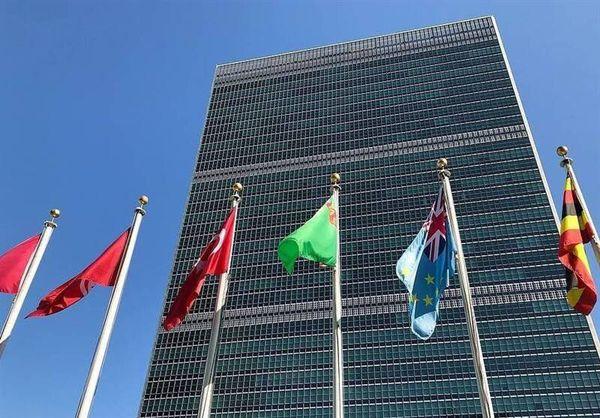 فیلم/ آغاز دور جدید درگیری چین و آمریکا در سازمان ملل