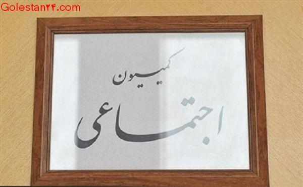 نشست اعضای شورای اداری استان گلستان با کمیسیون اجتماعی مجلس شورای اسلامی