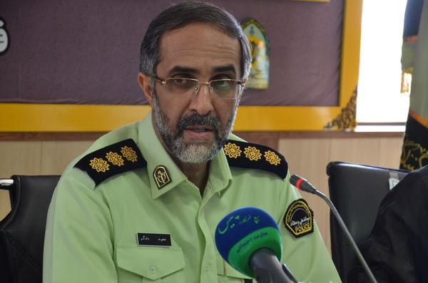 """اعتراف به 29 فقره سرقت در """"آزادشهر"""""""