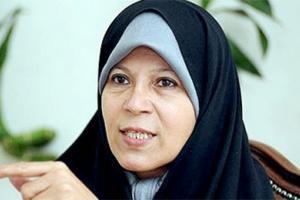 فائزه هاشمی:من به آقایخمینی امام نمیگم!