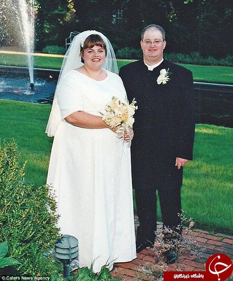 عجیبترین جشن سالگرد ازدواج +تصاویر