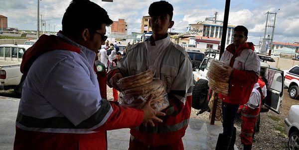 48 هزار و 993 بسته غذایی و بهداشتی به مناطق سیل زده ارسال شد
