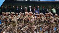 رژه اقتدار نیروهای مسلح در گرگان+تصاویر
