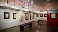نمایشگاه خوشنویسی «شاعر خط ها» در گرگان گشایش یافت