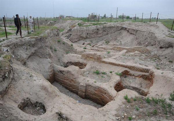 گلستان| شهر باستانی جرجان پایگاه ملی شد