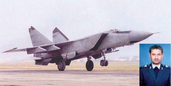 روایت انهدام نخستین جنگنده «میگ 25» بدست خلبان ایرانی