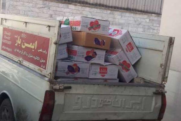 کمک مومنانه با توزیع ۱۸۰۰ کیلوگرم گوشت بین خانواده های محروم