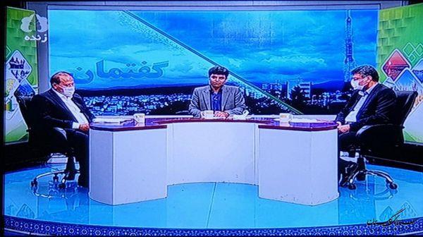 حضور رییس سازمان جهادکشاورزی استان گلستان در برنامه ی زنده ی تلویزیونی گفتمان