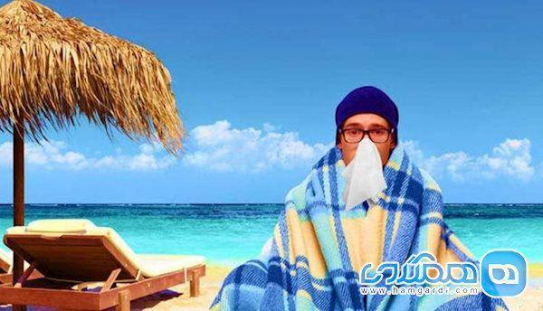 سرماخوردگی در سفر و راه های درمان آن