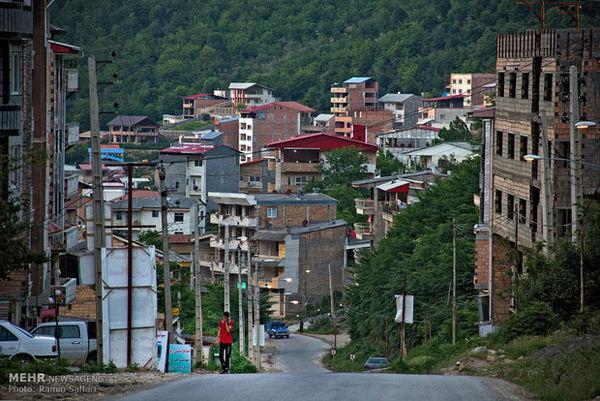 ساختوسازهای غیرمجاز روستای زیارت ۱۰۰درصد تخریب می شود