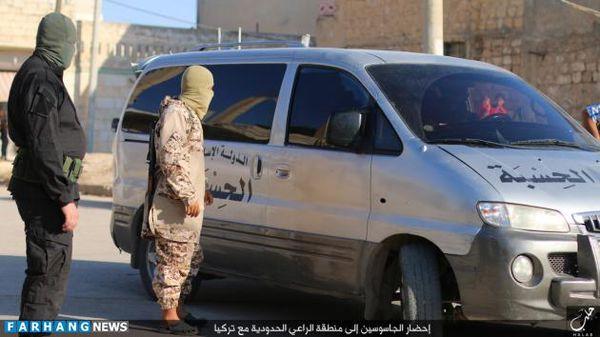 عکس/ داعش دو جاسوس ترک را سربرید+18