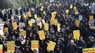 راهپیمایی مردم گلستان در حمایت از اقتدار جمهوری اسلامی