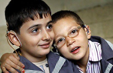 تحصیل ۱۹ کودک ناشنوای گنبدی در مدارس عادی با تربیت شنوایی
