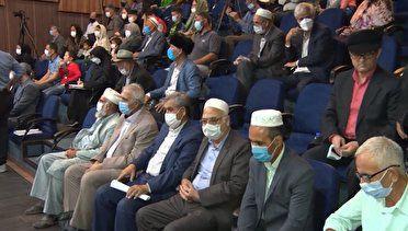 همایش فرهنگ عاشورایی در زبان و ادبیات ترکمن برگزار شد