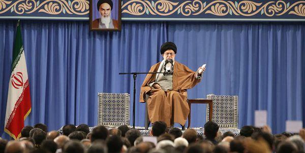 رهبر انقلاب: هر قدر اراده کنیم نفت صادر میکنیم/ دشمن پاسخ اقدام خود را خواهد گرفت