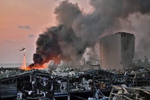 انفجار بیروت، تلنگری برای یادآوری امنیت در ایران