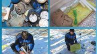 هشدار درخصوص یخزدگی کنتورهای آب در فصل سرما