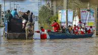 کمک رسانی هلال احمر گلستان به ۶۰۸ نفر