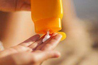 از کرم ضد آفتاب استفاده نکنید!