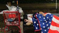فیلم/ چیزی که خودشان از فقر در آمریکا میگویند!