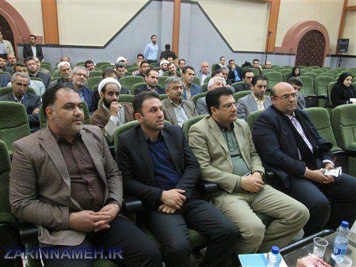 همایش بصیرتی «من انقلابی ام» اساتید گلستانی در علی آباد کتول+ تصاویر