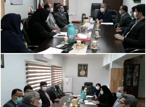 جلسه شورای اقامه نماز اداره کل راه و شهرسازی استان گلستان برگزار شد