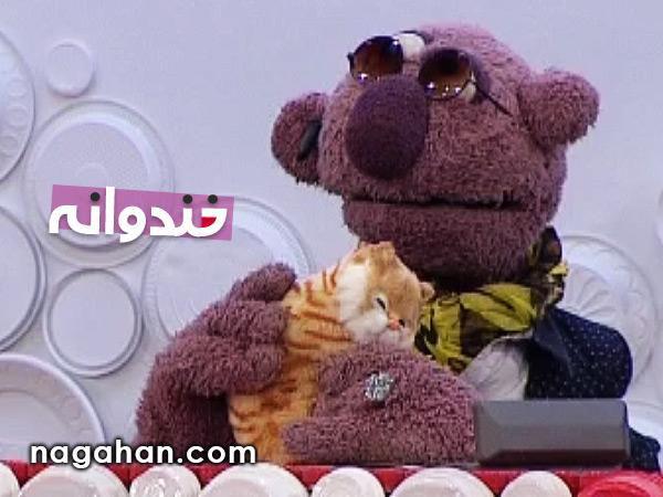کلیپ جناب خان پدرخوانده در بخش اول قسمت آخر خندوانه فصل سوم