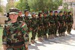 تشکیل ارتش زنان ایزدی بر علیه داعش+تصاویر