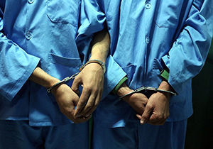 ۶ سارق انواع سرقت در دام پلیس