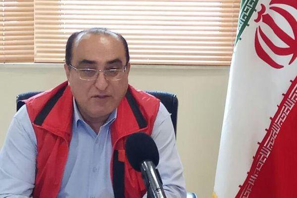 350 تن سیمان اهدایی رهبری بین مناطق سیل زده استان توزیع شد