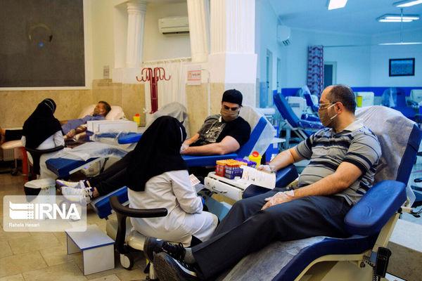 ذخیره خون در گلستان به هفت روز افزایش یافت