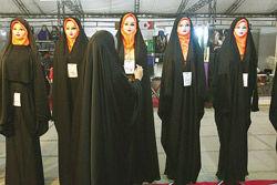 حجاب بانوان ایرانی در دست خارجی ها!/ واردات 2میلیارد و 500میلیون ریالی چادر و روسری به کشور
