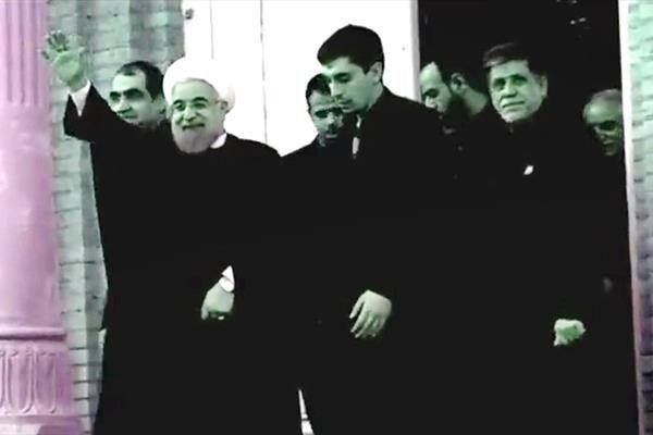 گزارش رسانههای اسرائیلی از سانسور فیلم تبلیغاتی روحانی!